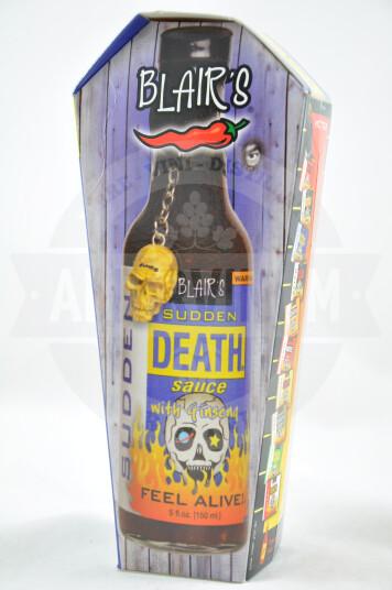 Salsa Sudden Death - Blair's