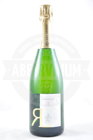 Vino Francese Champagne Brut Blanc de Blancs Grand Cru - R&L Legras