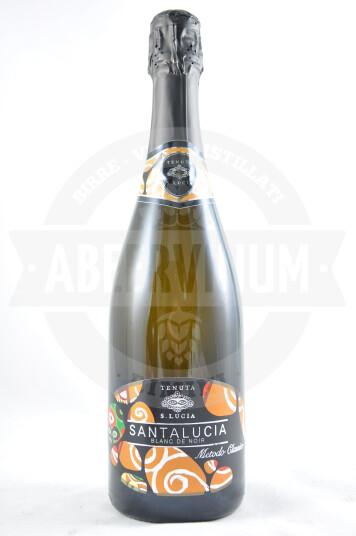 Vino Metodo Classico Blanc de Noir Santa Lucia - Tenuta Santa Lucia