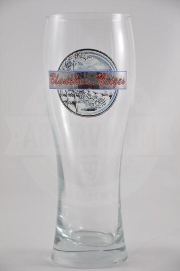 Bicchiere birra Blanche de Neiges 35cl