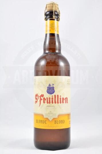 Birra St. Feuillien Blond 75 cl