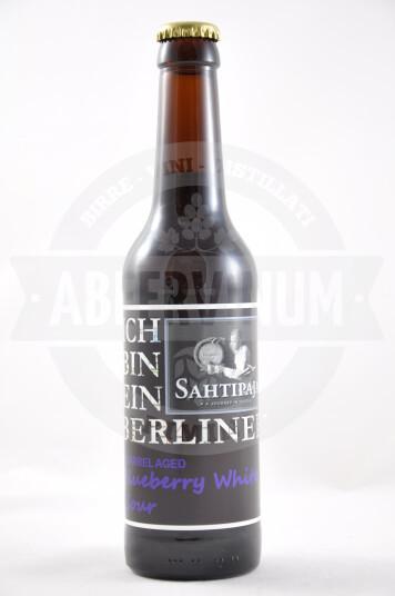 Birra Blueberry white sour barrel aged 33cl