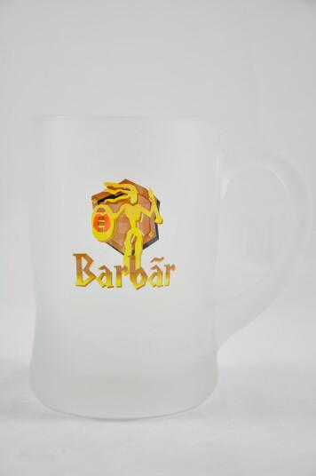 Boccale birra Barbar