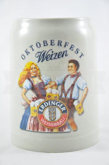 Boccale Birra Erdinger Oktoberfest