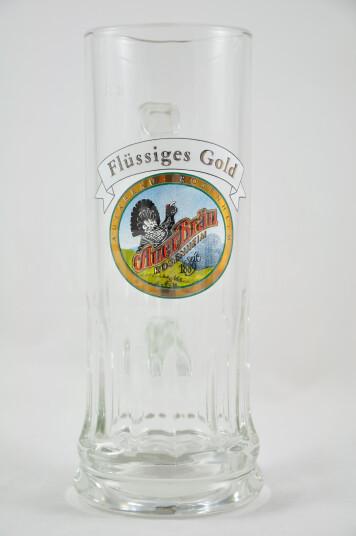 Boccale Birra Flüssiges Gold