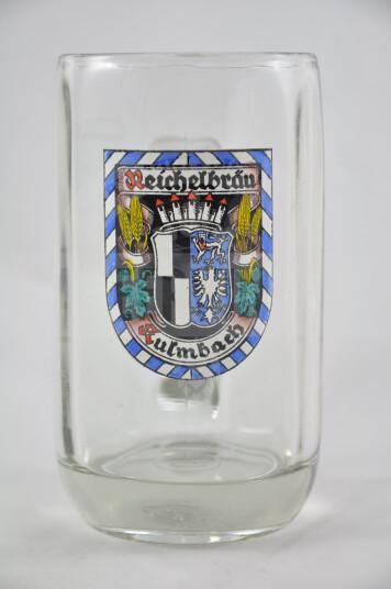 Boccale Birra Reichelbrau Kulmbach