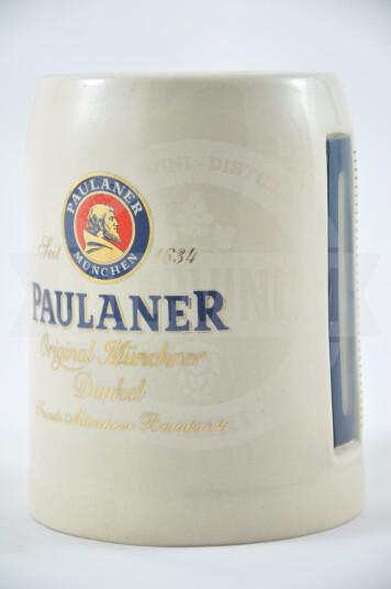 Boccale Birra Paulaner Ceramica