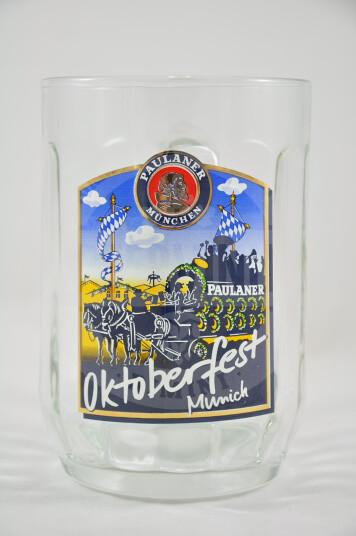 Boccale Birra Paulaner Oktoberfest