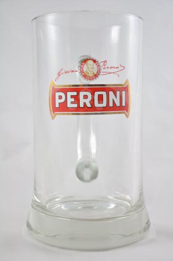 Boccale Birra Peroni Litro