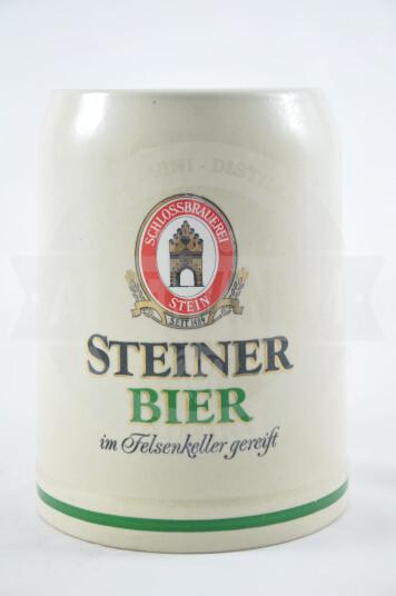 Boccale Birra Steiner Bier