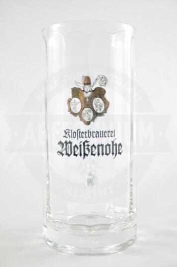 Boccale Birra Weissenohe 50cl