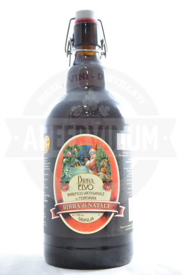 Birra Birra Elvo Bock di Natale bottiglia 2l