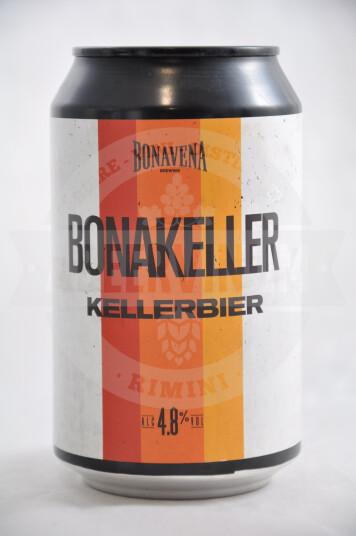 Birra Bonavena Bonakeller lattina 33cl