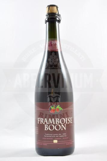 Birra Boon Framboise 2015 75cl