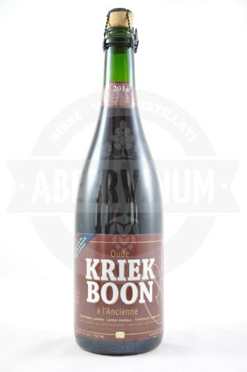 Birra Boon Oude Kriek 2014 75cl