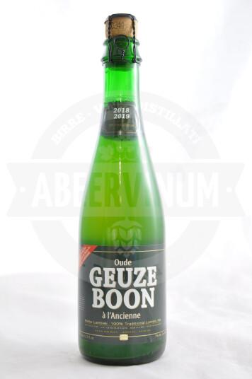 Birra Boon Oude Geuze 2018/2019 37,5 cl