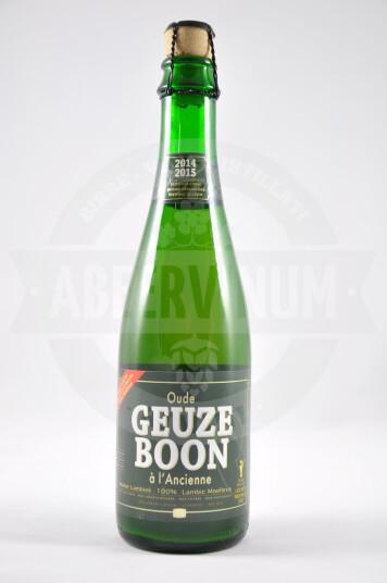 Birra Boon Oude Geuze 2015/2016 37,5 cl