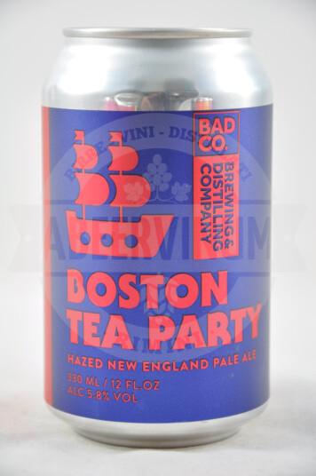 Birra Boston Tea Party lattina 33cl