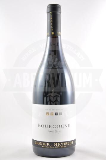 Vino Francese Bourgogne Pinot Noir 2013 - Domaine Lignier Michelot