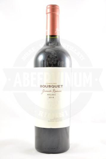 Vino Argentino Grande Reserve Malbec 2014 - Domaine Bousquet