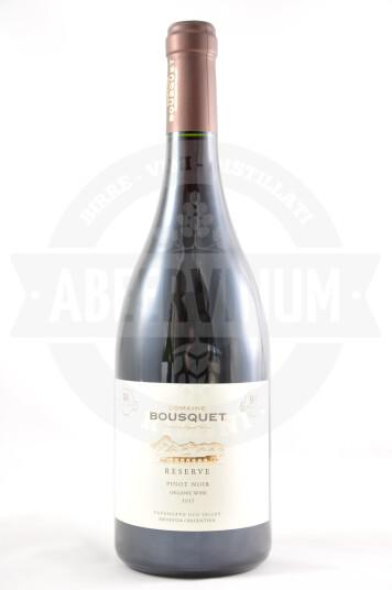 Vino Argentino Reserve Pinot Noir 2017 - Domaine Bousquet