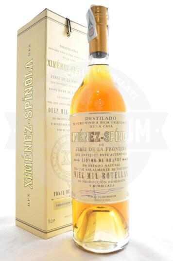 Brandy Criadera Diez Mil Botellas 70cl - Ximénez Spinola
