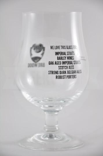 Bicchiere birra Brewdog