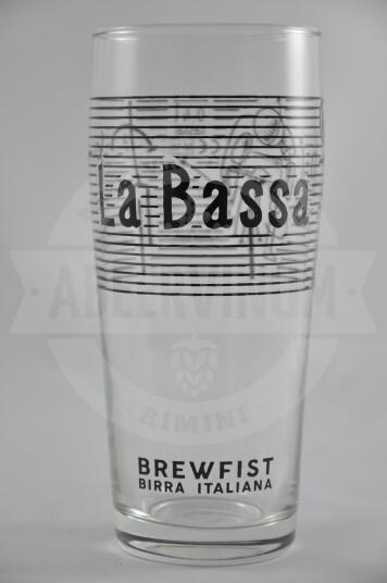 Bicchiere birra  Brewfist