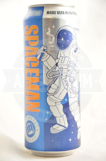 Birra Brewfist Spaceman lattina 50cl