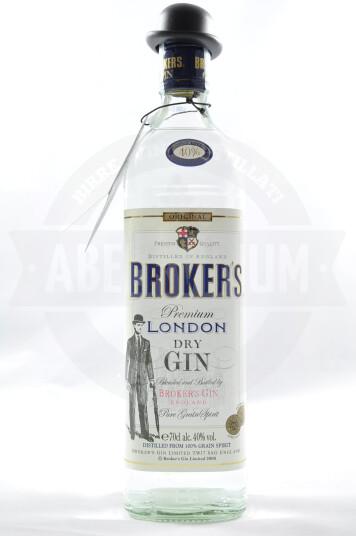 Gin Broker's London Dry Gin 70cl