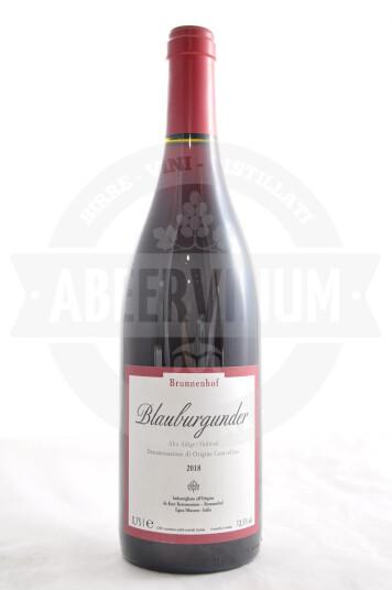 Vino Pinot Nero Blauburgunder Alto Adige DOC 2018 - Brunnenhof