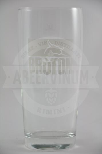 Bicchiere birra Bruton
