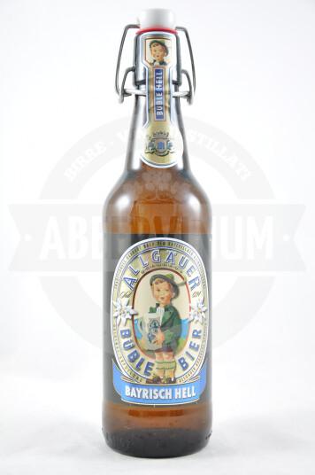 Birra Büble Bier Bayrisch Hell 50cl