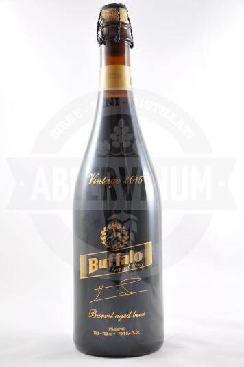 Birra Buffalo Grand Cru Vintage 2015 75cl