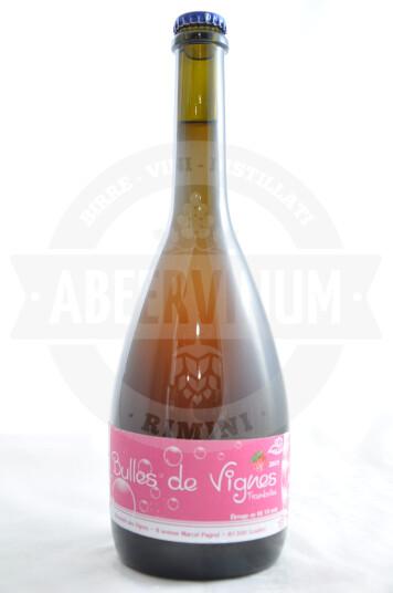 Birra Bulles des Vignes Framboise 2015 75cl