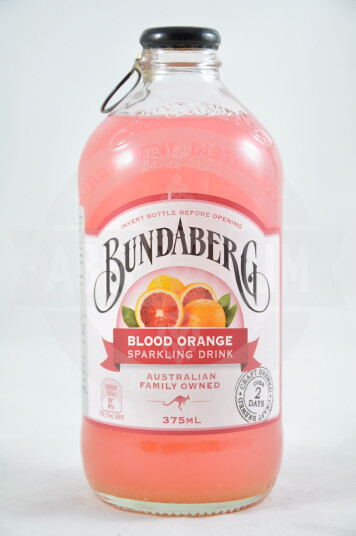 Bundaberg Blood Orange Sparkling Drink 37.5cl