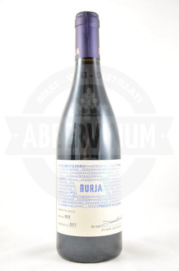Vino Sloveno Burja Noir 2017 - Tenuta Burja