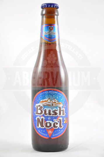 Birra Bush Noel 33cl