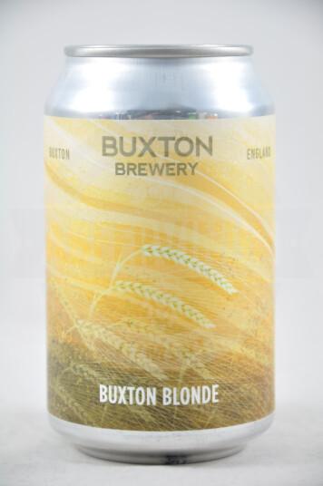 Birra Buxton Blonde lattina 33cl