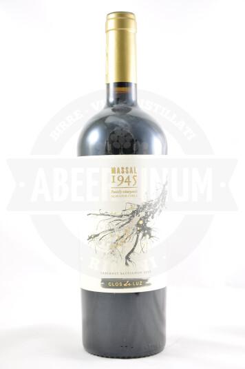Vino Cileno Cabernet Sauvignon 2016 Massal 1945 - Clos de Luz