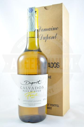 Calvados Pays d'Auge Fine - Domaine Dupont