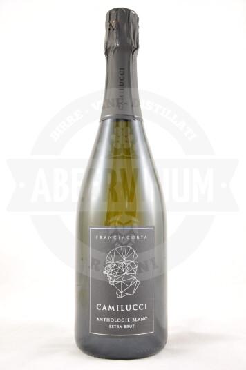 Vino Anthologie Blanc Franciacorta Extra Brut DOCG Millesimato 2014 - Camilucci