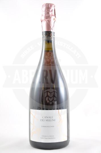 Vino Rosso Frizzante Lambrusco di Sorbara DOP Canale dei Mulini Canalvecchio - Cantina Bassoli