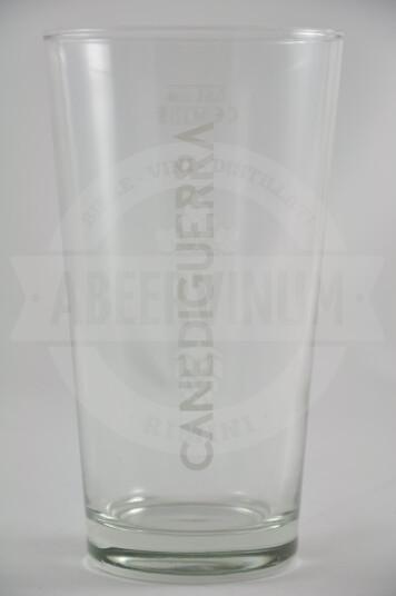 Bicchiere birra Cane di Guerra