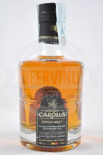 Whisky Gouden Carolus Single Malt 50cl