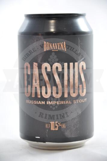 Birra Bonavena Cassius lattina 33cl