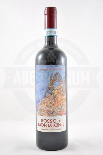 Vino Rosso di Montalcino DOC 2017 - Castello Romitorio