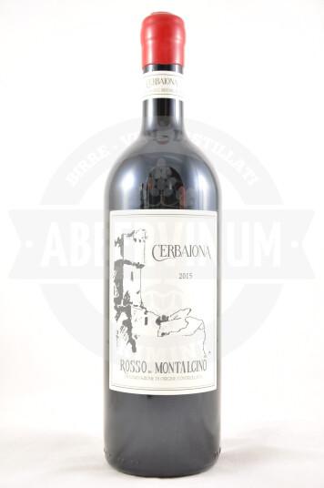 Vino Rosso di Montalcino DOC 2015 - Cerbaiona