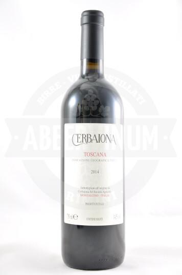 Vino Rosso Toscana IGT 2014 - Cerbaiona