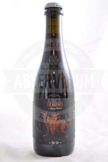 Birra Cà del Brado Cerbero Copper Label bottiglia 37.5cl